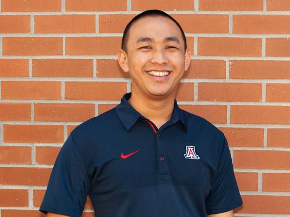Alan Truong testimonial about working at the University of Arizona