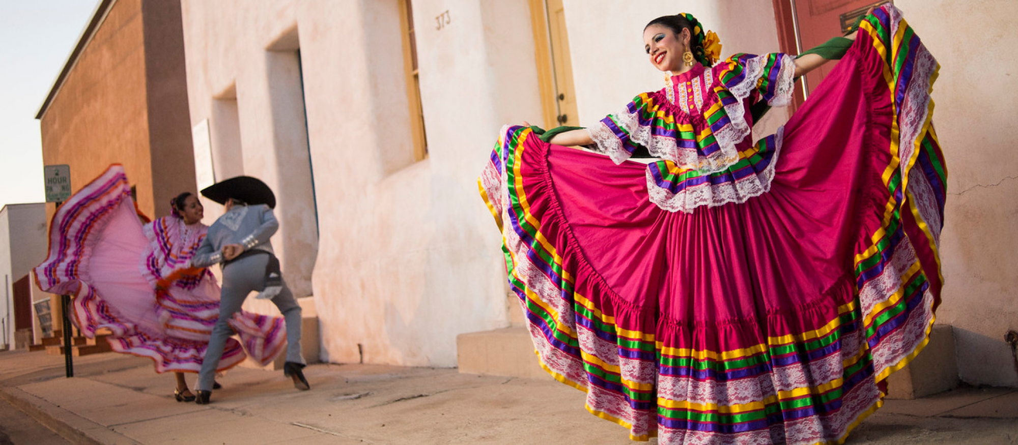 Mexican Folk Dancer in Tucson